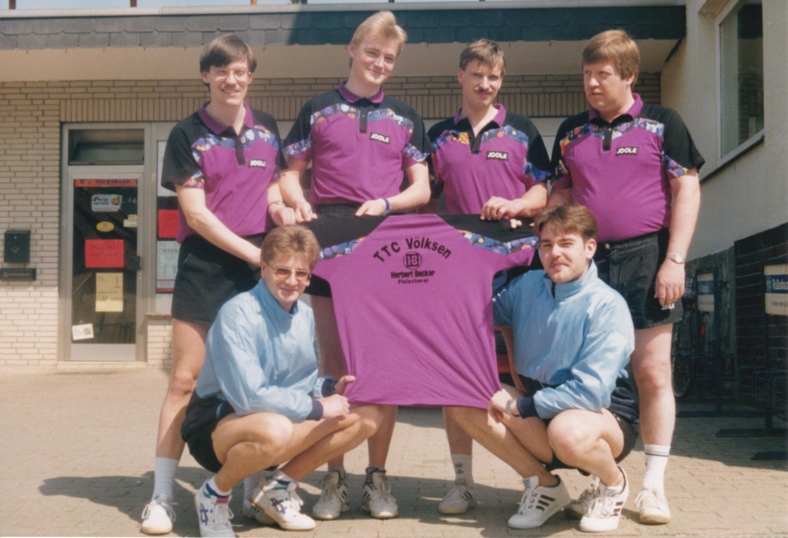 TT- Mannschaft 1993_0008